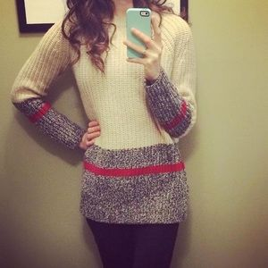 Roots Cabin Sweater